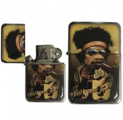 Mechero caricatura Jimi Hendrix Legend TSL-0205 comprar online envio gratis