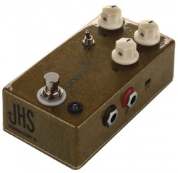 Pedal efectos guitarra JHS Morning Glory V4 overdrive