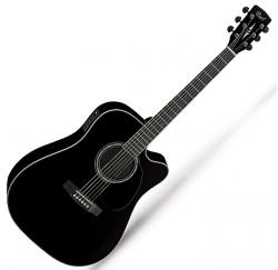 Guitarra electroacustica Cort MR710F BK envio gratis