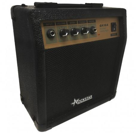 Amplificador guitarra electrica Rockstar GA10A combo envio gratis