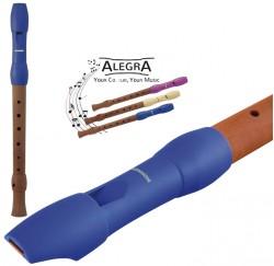Flauta dulce Hohner ALEGRA boquilla azul