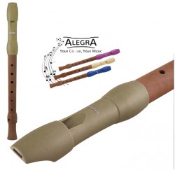 Flauta dulce Hohner ALEGRA boquilla marfil
