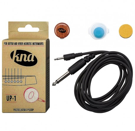 Pastilla de superficie para instrumentos acústicos KNA UP-1