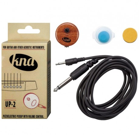 Pastilla de superficie para instrumentos acústicos KNA UP-2