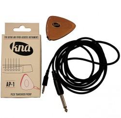 Pastilla de superficie para instrumentos acústicos KNA AP-1