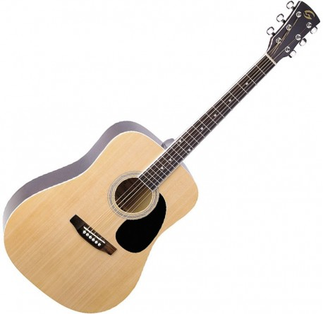 Guitarra acustica Soundsation Yellowstone DN-NT envío gratis