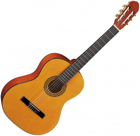 Guitarra española clasica Toledo Primera 44-NT natural envio gratis