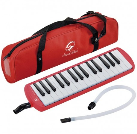 Melodica Soundsation MELODY KEY32-RD