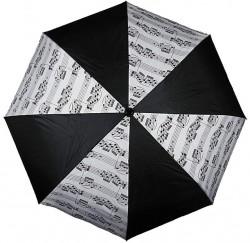 Paraguas notas musicales A Gift Republic U2002 envio gratis