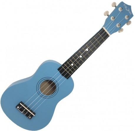 Ukelele soprano Fzone UK-02S BL azul claro envío gratis