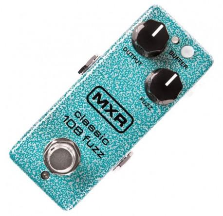 Pedal de guitarra MXR M296 Classic 108 Fuzz Mini envío gratis