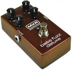 Pedal de bajo MXR M84 Bass Fuzz Deluxe envio gratis