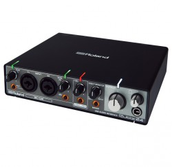 Interface de audio Roland Rubix 24 envío gratis