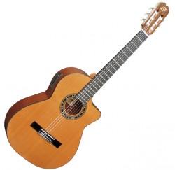 Guitarra clásica española electrificada Admira Malaga EC envío gratis