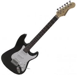 Guitarra electrica Rockstar Strato SST111 RW BK envío gratis