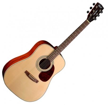 Guitarra acústica Cort Earth 70 OP Open Pore envio gratis
