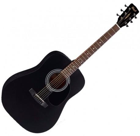 Guitarra acústica Cort AD810 BKS envío gratis