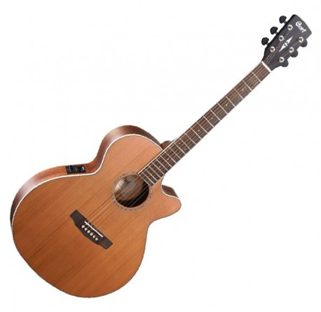 Guitarra electroacustica Cort SFX-CED NS cutaway envío gratis
