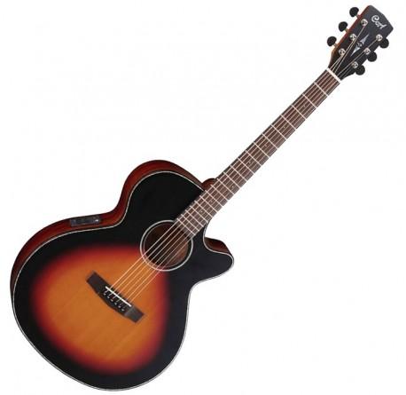 Guitarra electroacustica Cort SFX-E 3TSS envío gratis