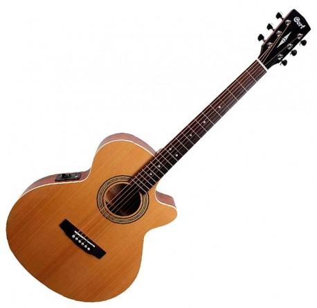 Guitarra electroacustica Cort SFX-ME OP cutaway envío gratis