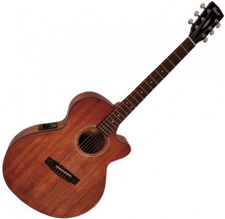 Guitarra electroacustica Cort SFX-MEM OP cutaway envío gratis