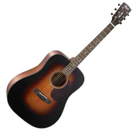 Guitarra acústica Cort Earth 300V SB envio gratis