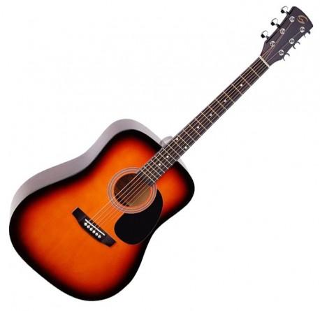 Guitarra acustica Soundsation Yosemite DN-SB envío gratis