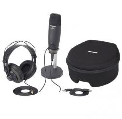 Pack de Microfono para grabación y podcast Samson CO1U PRO pack envío gratis