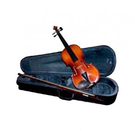 Violin Carlo Giordano VS15 1/2 estuche y accesorios envío gratis