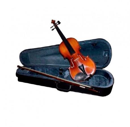 Violin Carlo Giordano VS15 4/4 estuche y accesorios envío gratis