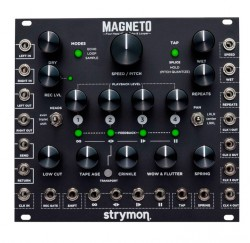 Pedal de guitarra Strymon Magneto Four head Dtape Echo and Looper envío gratis