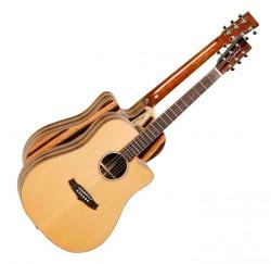Guitarra electroacustica Tanglewood Dreadnought TWJDCE envío gratis