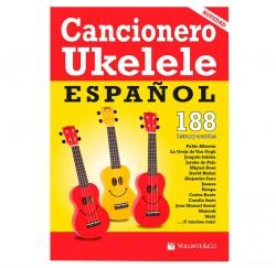Cancionero Ukelele español Volonte MB685 envío gratis