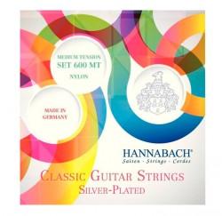 Cuerdas de guitarra clasica española Hannabach 600MT envío gratis