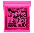 Cuerdas guitarra electrica Ernie Ball 2223 Super Slinky envío gratis