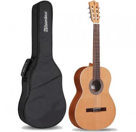 Guitarra clásica española Alhambra Z Nature con funda envío gratis