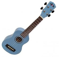 Ukelele Aloha SK2100 BL soprano color azul envío gratis