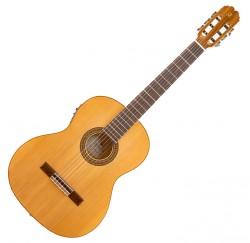 Guitarra clasica flamenca Admira Triana electrificada fishman envío gratis