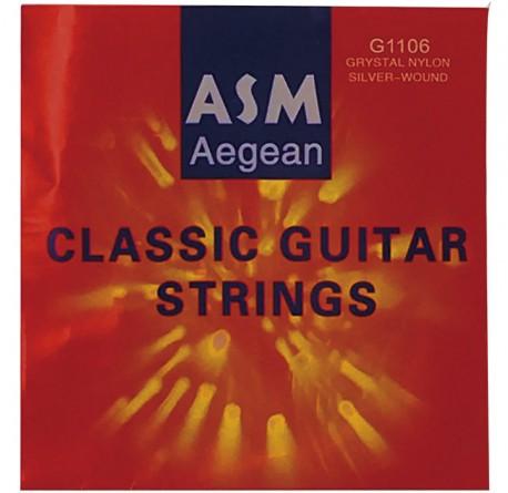 Cuerdas de guitarra clasica ASM G1106 envío gratis correos