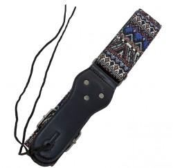 Correa guitarra y bajo Forest S-817 diseño azteca envio gratis
