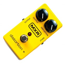 Pedal de guitarra MXR M104 Distorsion Plus envio gratis