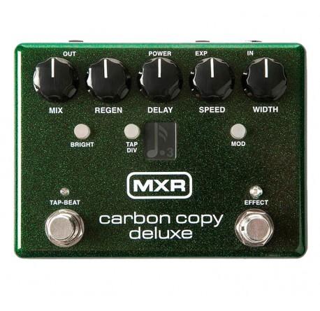 Pedal MXR Carbon Copy Deluxe M292 envio gratis