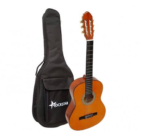 Guitarra española clasica Romanza con funda envio gratis