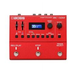 Pedalera Loopstation Boss RC-500 Looper envio gratis