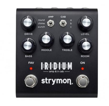 Pedal de efectos Strymon Iridium Amp & IR Cab envio gratis