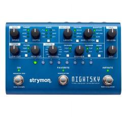 Pedal de efectos reverb Strymon Nightsky envio gratis