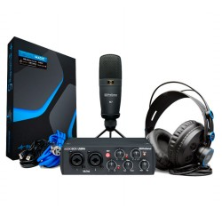 Kit de grabación Presonus Audiobox 96 USB studio 25TH anniversary envio gratis